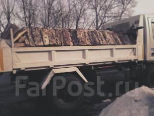 Продам дрова колотые и пиленные.