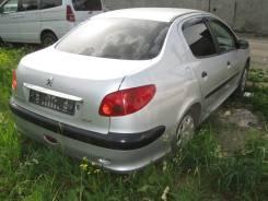 Peugeot 206. 1 4 I 75 TU3A