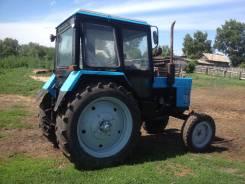 МТЗ 80. Трактор МТЗ-80 1993