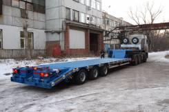 Техомs. Полуприцеп 3 оси 40тонн уширители новый от завода, 40 000 кг.