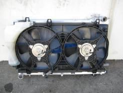 Радиатор охлаждения двигателя. Subaru Impreza, GC2, GC1, GC8, GC6, GC4 Subaru Impreza WRX STI, GC8 Двигатель EJ20