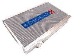 Радиатор охлаждения двигателя. Honda Accord, CL1, CL3, CL2, CL7, CL9, CL8 Honda Prelude Acura CL Двигатели: H22A, H22A1, H22A7, H22Z2, H22A8, H22Z1, H...