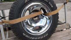 Колесо или диск/шину отдельно. 7.0x16 5x114.30 ET12