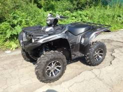 Yamaha Grizzly 700. исправен, без птс, без пробега