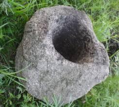Ступа каменная 18 век. Оригинал