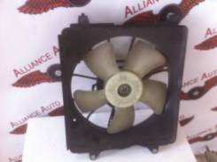 Вентилятор охлаждения радиатора. Honda Civic Hybrid, DAA-FD3 Honda Civic, FD1, FD2, FD3, DBA-FD2, ABA-FD2 Двигатели: LDA2, LDA, R18A, K20A, K20Z3