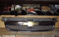 Решетка радиатора. Chevrolet Aveo, T250