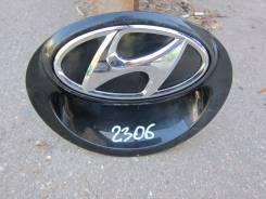 Hyundai Solaris хэтчбэк ручка открытия крышки багажника 81720-1R200