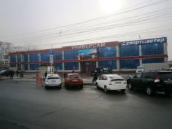 1 этаж торгового центра - 1500 кв. метров. 1 500 кв.м., улица Русская 44, р-н Вторая речка. Дом снаружи