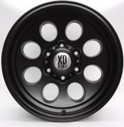 XD Series. 8.0x16, 6x139.70, ET-25, ЦО 110,1мм.