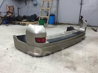 Бампер. Toyota Land Cruiser Prado, 120