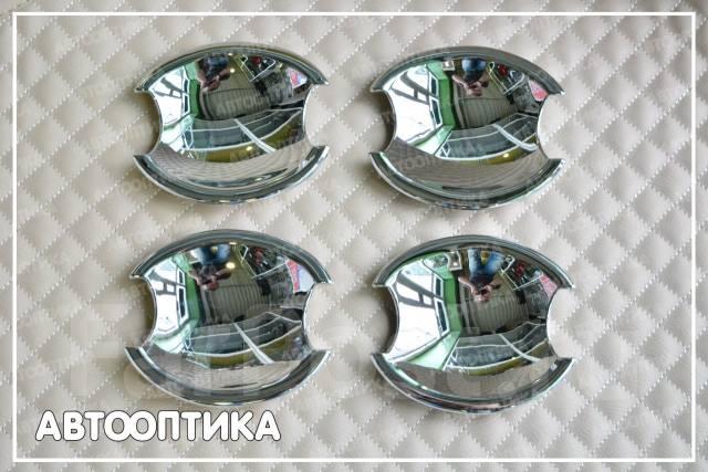 Накладка на ручку двери. Nissan Qashqai, J10 Двигатели: HR16DE, K9K, M9R, MR20DE, R9M