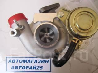 Турбина. Mitsubishi Pajero Двигатель 4M41