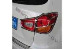 Накладка на стоп-сигнал. Mitsubishi ASX
