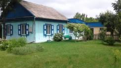 Продам отдельно стоящий дом с участком. ул.Пионерская, р-н с.Борисовка, площадь дома 75 кв.м., скважина, электричество 15 кВт, отопление твердотоплив...