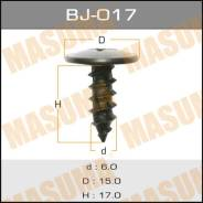 Саморез BJ017 (6х17мм), уп.10шт. MASUMA