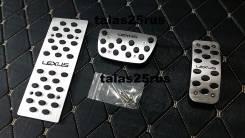Накладка на педаль. Lexus LX570, URJ201, URJ201W