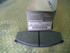 Колодка тормозная. Nissan Safari, VRGY60 Двигатель TD42