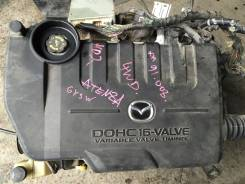 Двигатель. Mazda Atenza, GY3W Двигатель L3VE