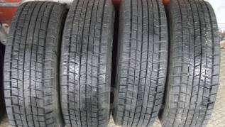 Dunlop DSX. Зимние, без шипов, 2006 год, износ: 5%, 4 шт