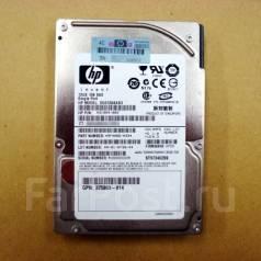 Жесткие диски. 72 Гб, интерфейс SAS