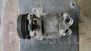 Компрессор кондиционера. Subaru Forester, SH5 Двигатель EJ205