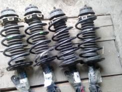 Амортизатор. Honda Airwave, DBA-GJ1, GJ1, DBAGJ1 Двигатель L15A