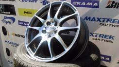 Sakura Wheels. 6.0x15, 5x100.00, ET45, ЦО 73,1мм.