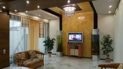 Продается современный коттедж в самом центре Анапы. Анапа, р-н Анапский, площадь дома 250 кв.м., централизованный водопровод, электричество 15 кВт, о...