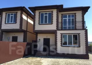 Продается дом в ст. Анапской на 5 сотках земли. Анапская, р-н Анапский, площадь дома 160 кв.м., централизованный водопровод, электричество 15 кВт, от...