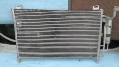 Радиатор кондиционера. Mazda Demio