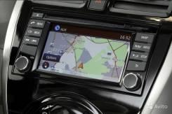 Sd map Rus Nissan 2016 год Teana, Xtrail, Qashqai
