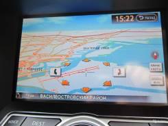 Nissan/Infiniti (HDD) -навигационная карта 2016 го