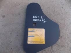Багажный отсек. Honda CR-V, RD1