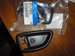 Накладка на ручки дверей. Hyundai Sonata, Y3 Двигатели: G4CM, G4CN, G4CP