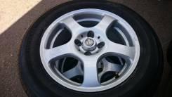 Nissan. 6.0x15, 4x100.00, ET40, ЦО 60,1мм.