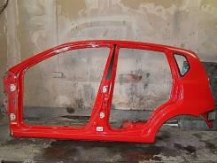 Стойка кузова. Chevrolet Aveo, T250