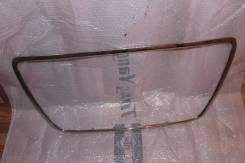 Молдинг решетки радиатора. Mitsubishi Lancer X