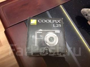 Nikon Coolpix L25. 10 - 14.9 Мп