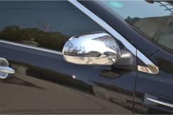 Накладка на зеркало. Kia Rio