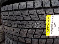 Dunlop Winter Maxx SJ8. Зимние, без шипов, без износа, 4 шт