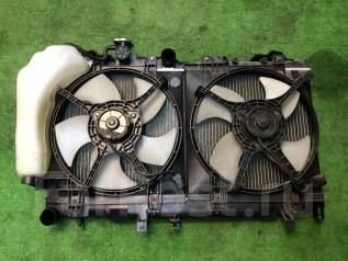 Радиатор охлаждения двигателя. Subaru Legacy Lancaster, BH9 Subaru Legacy, BH5, BE5, BH9 Двигатели: EJ254, EJ201, EJ202, EJ204