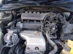 Двигатель в сборе. Toyota Corona Premio, ST210 Двигатель 3SFE