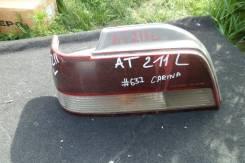 Стоп-сигнал. Toyota Carina, AT210, AT211, AT212, CT210, CT211, CT215, CT216, ST215