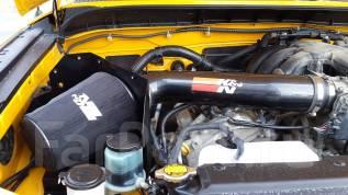 Тепловой экран фильтра нулевого сопротивления. Toyota Land Cruiser Prado, GRJ151, GRJ150, GRJ120, GRJ121, FJ75, GRJ125 Toyota FJ Cruiser Двигатель 1GR...