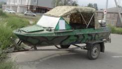 Крым. двигатель подвесной, 40,00л.с., бензин