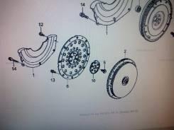 Гидротрансформатор автоматической трансмиссии. Honda: Capa, Civic Ferio, HR-V, Civic, Integra SJ, Domani, Logo Двигатели: D16W5, D16W1, D15Z7, D16Y5...