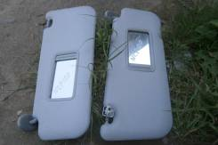 Козырек солнцезащитный. Toyota Ractis, NCP100, SCP100, NCP105