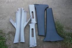 Накладка на стойку. Toyota Ractis, NCP100, SCP100, NCP105