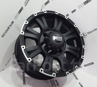 PDW Wheels. 8.0x16, 6x139.70, ET0, ЦО 110,1мм.